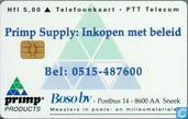 Boso bv, Primp Supply