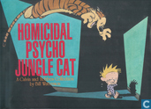 Comic Books - Calvin and Hobbes - Homicidal psycho jungle cat