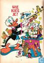 Comic Books - Bumble and Tom Puss - Wie kies je?