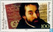 Postage Stamps - Germany, Federal Republic [DEU] - Langenfeld, Friedrich von Spee 400 years