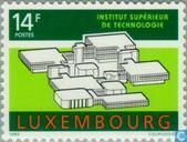 Postage Stamps - Luxembourg - Buildings
