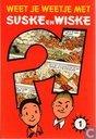 Comic Books - Willy and Wanda - Weet je weetje met Suske en Wiske