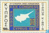 Postzegels - Cyprus [CYP] - Congres skivereniging