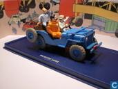 """De Jeep uit """"Raket naar de maan"""""""
