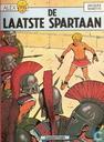 Strips - Alex [Martin] - De laatste Spartaan