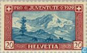 Postage Stamps - Switzerland [CHE] - Paintings