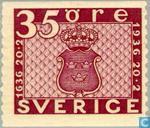 Postzegels - Zweden [SWE] - 300 Jahre Schwedische Post