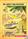Comic Books - Ohee (tijdschrift) - De geest van Bukhar