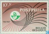 Postage Stamps - Belgium [BEL] - Pro-Post