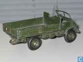 Modelauto's  - Dinky Toys - Mercedes-Benz Covered Unimog