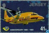 25 Jahre Postdienst