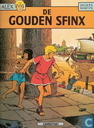 Comics - Alix - De gouden sfinx