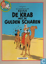 Comics - Tim und Struppi - De krab met de gulden scharen + Kuifje en het zwarte goud
