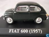 Modelauto's  - Altaya - Fiat 600