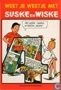 Comic Books - Willy and Wanda - Weet je weetje met Suske en Wiske
