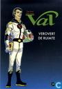 Comic Books - Val Sparkling - Val verovert de ruimte