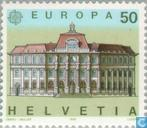 Postage Stamps - Switzerland [CHE] - Europe – Post offices