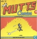 Comic Books - Mutts - Who let the cat out?