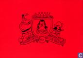 Strips - Gilles de Geus - De 7 provinciën