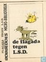 Comics - Flagada - De flagada tegen L.S.D.