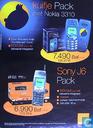 Affiches et posters - Bandes dessinées - Orange : Kuifje Pack met Nokia 3310