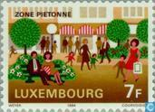 Timbres-poste - Luxembourg - L'environnement