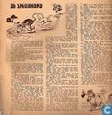 Strips - Bommel en Tom Poes - De speurhond