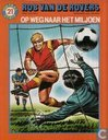 Comic Books - Roy of the Rovers - Op weg naar het miljoen
