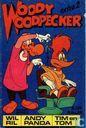 Comic Books - Woody Woodpecker - de bedrieger bedrogen