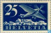Briefmarken - Schweiz [CHE] - Luftpost