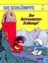 Der Astronauten-schlumpf