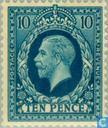 Briefmarken - Großbritannien [GBR] - König Georg V.