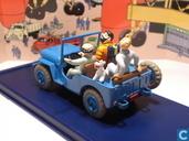 """Model cars - Atlas - De Jeep uit """"Raket naar de maan"""""""