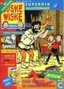 Strips - Biebel - Suske en Wiske weekblad 31