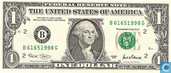Banknotes - Federal Reserve Note - 1 U.S. Dollar