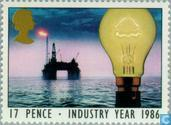 Postage Stamps - Great Britain [GBR] - Industry Year