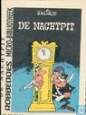 Comics - Parel - De nachtpit