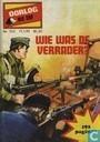 Strips - Oorlog - Wie was de verrader?