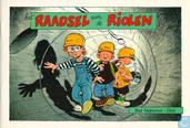 Comic Books - Red Neptunus - Het raadsel van de riolen