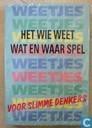 Board games - Weetjes - Weetjes