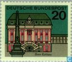 Timbres-poste - Allemagne, République fédérale [DEU] - Capitales des Länder Bonn