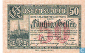 Banknotes - Wien - Stadtgemeinde - Wien 50 Heller 1920