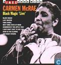Disques vinyl et CD - McRae, Carmen - Black magic live