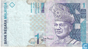 Bankbiljetten - Maleisië - 1996-2001 ND Issue - Maleisië 1 Ringgit ND (2000)