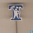 T (Turkstra) [blauw]
