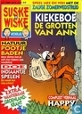 Comic Books - Artsen zonder grenzen - Suske en Wiske weekblad 34