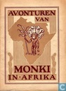 Bandes dessinées - Monki - Avonturen van Monki in Afrika