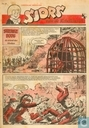 Bandes dessinées - Sjors van de Rebellenclub (tijdschrift) - 1958 nummer  39