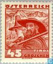 Briefmarken - Österreich [AUT] - Kostüme