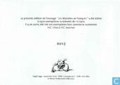 Bandes dessinées - Monsters [Franquin] - Les monstres de Franquin